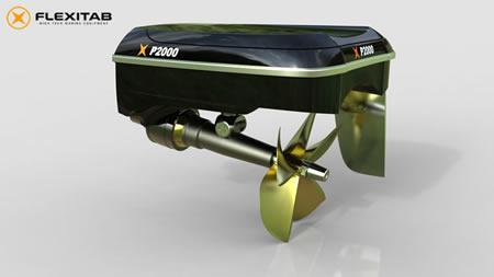Propulsione P2000 Flexitab